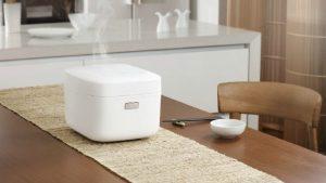 いわゆるスマート家電というやつです。この炊飯器がXiaomiとしてもスマート家電第一弾とのこと。