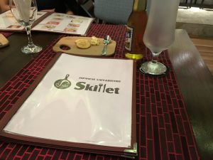 Japanese Restaurantと言いつつ、完全に洋食な雰囲気